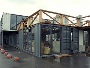 Бизнес в металле: в центре Челябинска построят бокс-парк из контейнеров