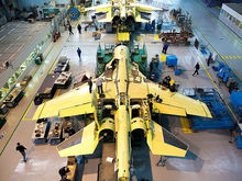 Производство СУ-34 могут перенести из Новосибирска в Комсомольск-на-Амуре