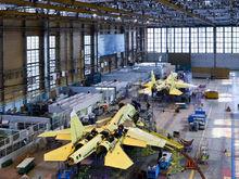 В Москве отрицают перенос производства Су-34 в Комсомольск-на-Амуре