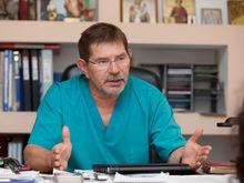 В клинике Мешалкина появился новый руководитель