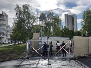 «Люди были не против храма». О протестах в Екатеринбурге высказался полпред президента
