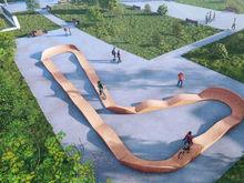 Парк с ямами и световой фонтан: в Советском районе Челябинска преобразят 16 парков