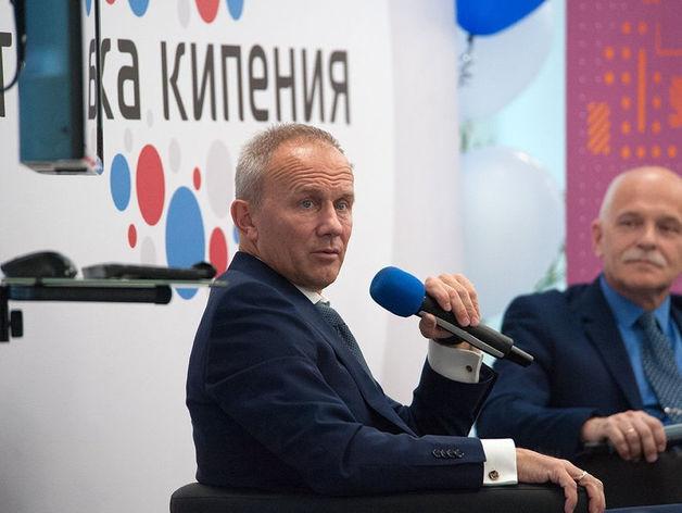 На фото: Олег Чемезов, вице-губернатор Свердловской области