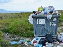 Красноярская рециклинговая компания оспорила в суде штрафы за несвоевременный вывоз мусора