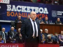 Баскетбольный «Енисей», вслед за футбольным, остался без главного тренера