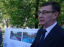 «Подрядчиков может не хватить». В Челябинске показали эскизы двух скверов за 27 млн руб.