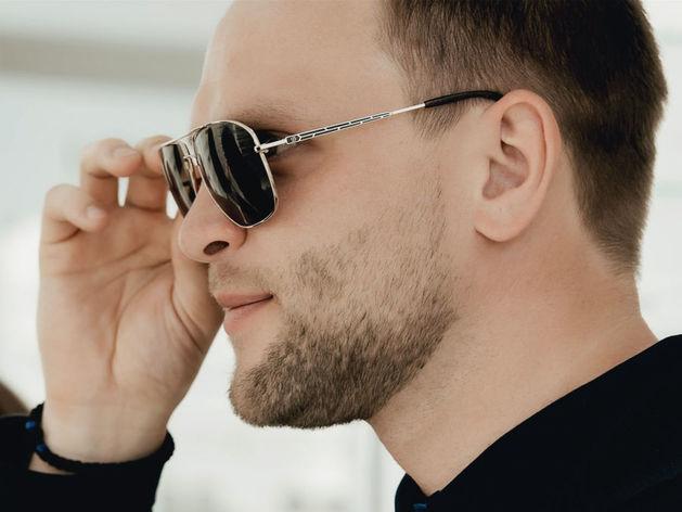 Иван Зубарев: «Обычно покупаю очки в Европе. Удивлен, что и в Екатеринбурге есть выбор»