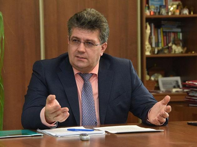 Министр социальной политики Свердловской области Андрей Злоказов