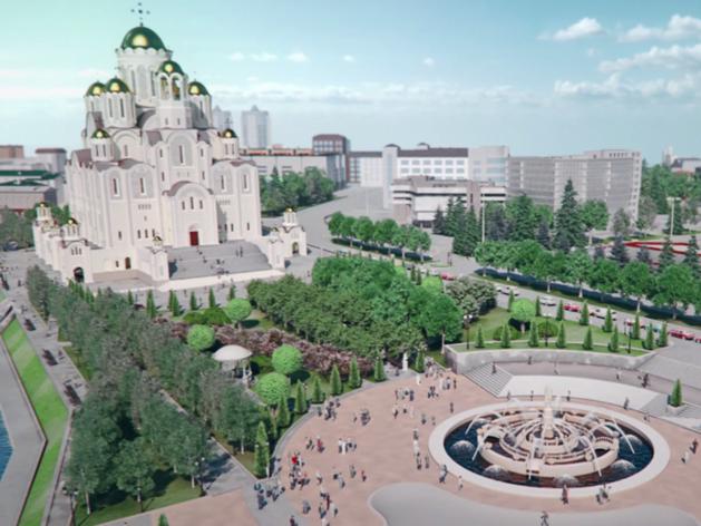 Архитекторы составили свой шорт-лист площадок для собора святой Екатерины