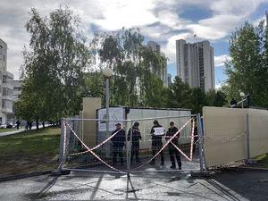 В Екатеринбурге назвали «лидеров протеста» против Храма-на-драме