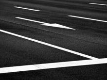 Новая дорожная разметка появится на новосибирских улицах