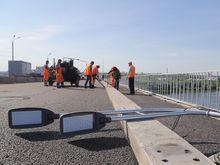Мызинский мост планируется полностью открыть на 11 дней раньше срока