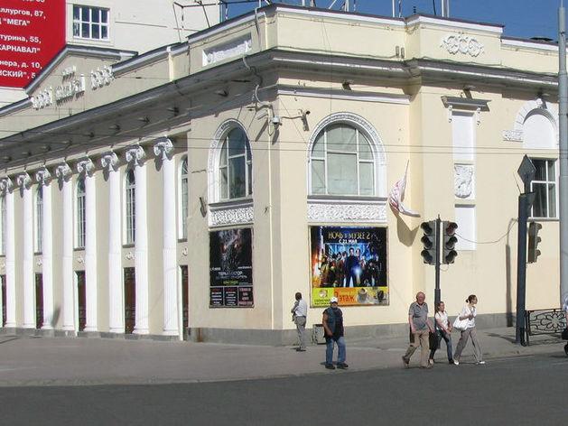 Бизнес там не смог заработать. Старейший кинотеатр Екатеринбурга передадут Музею истории