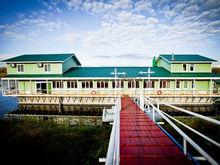 Готовый бизнес за 45 млн руб. В Нижнем Новгороде продается ресторан на воде
