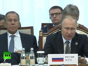 Владимир Путин назвал даты проведения саммитов ШОС и БРИКС. Про Челябинск ни слова