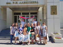 НГТУ им. Р.Е. Алексеева встретил школьников из Республики Молдова