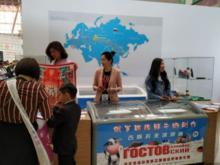 На ЭКСПО в Харбине Урал презентовал «Гостовский пломбир» и девиц в кокошниках
