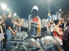 Не так сел: в Грузии вспыхнули протесты после визита российского депутата