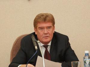 Текслер приехал в Гордуму и рекомендует нового мэра Челябинска. ФОТО
