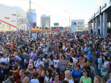 Стало известно, какие улицы перекроют в День города в Новосибирске