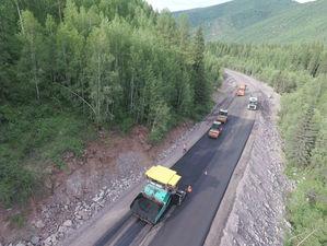 Красноярских автолюбителей предупреждают о возможных заторах на федеральной трассе Р-257