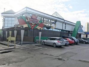 Зданию ресторана «Каньон» в Красноярске ищут нового арендатора