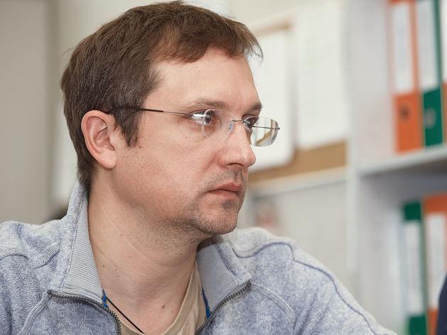 Исполнительный директор компании Владимир Хвалько