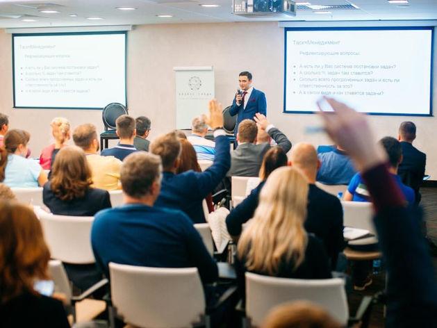 Предпринимателей научат управлять бизнесом по цифрам на встрече клуба «Бизнес Среда»