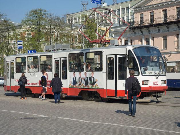 Ради транспортной реформы в Екатеринбурге снизят налоги для «Гортранса»