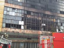 Как будто санкций мало. В Нижнем Новгороде частично сгорел литейный цех «ГАЗа»