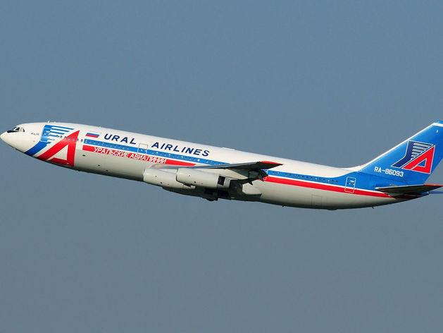 Самолет «Уральских авиалиний» не смог вылететь в Прагу
