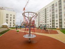 Компания Вексельберга построила в городе квартал с лофтом и хай-теком / ФОТОРЕПОРТАЖ