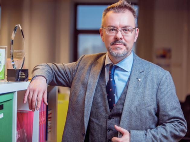 Антон Атрашкин, Директор деловой программы ИННОПРОМ