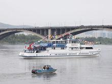 Полномасштабные туристические круизы по Енисею возобновятся в следующем году