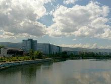 За 30 млн рублей Абаканская протока Енисея в Красноярске станет чище