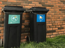 Новосибирский жилой комплекс борется за экологию, пропагандируя раздельный сбор мусора