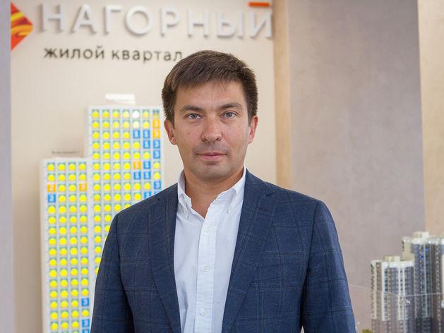 на фото: Евгений Мордовин