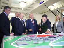 Путин одобрил. «Синара» возьмется за мегапроект, на который федералы выделят миллиарды