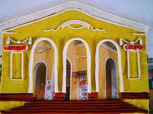 В Сормове слепили из пластилина декорации для исторического мультфильма