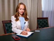 На пост мэра подала документы новосибирская телеведущая