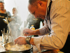 «Taste of BASILIC» приглашает на мастер-класс от президента клуба шеф-поваров Петербурга