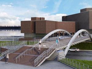 БКЗ и Музейный центр в Красноярске снова соединят мостом
