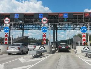 «Отбить желание нарушать». В России введут штрафы за неоплаченную езду по платным дорогам