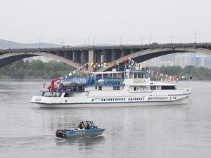 Озвучены планы по преобразованию флота Красноярска: новые корабли и круизы для иностранцев