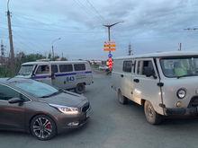 В Челябинске у охраны «Мечела» разгорелся конфликт с представителем Росприроднадзора