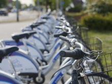 120 рублей в сутки. Федералы заводят велошеринг в Екатеринбург