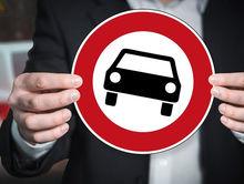 В Красноярске вводят новые ограничения движения автотранспорта