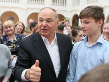Хазрет Совмен выделил на благоустройство Красноярска 10 млн рублей