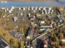 Презентована концепция комплексной застройки нефтебазы в Красноярске