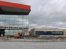 При реконструкции челябинского аэропорта нашли новые нарушения. К ШОС могут не успеть